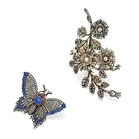 Butterfly, Brooch, Moths and butterflies, Insect, Fashion accessory, Pollinator, Jewellery, Wing, Body jewelry, Silver,