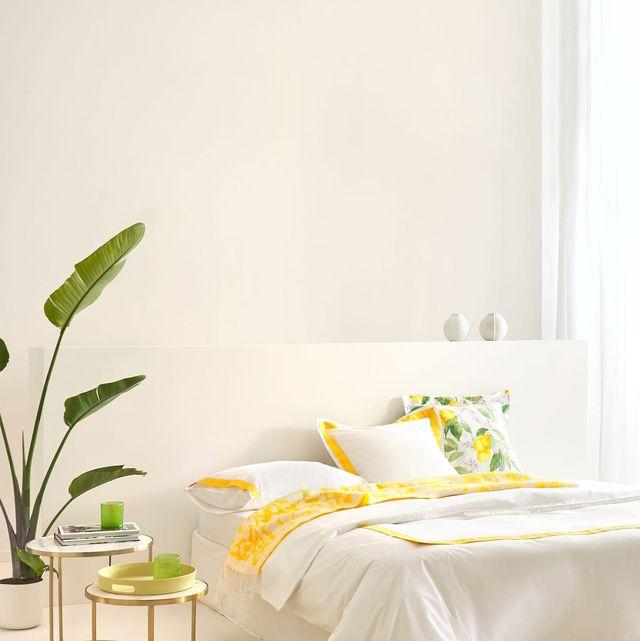 Zara Home Cojines Y Mantas.Zara Home Apuesta Por Los Limones Como El Motivo Perfecto