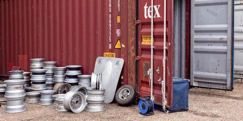 Automotive tire, Tire, Red, Product, Wheel, Automotive wheel system, Auto part, Metal, Rim, Gas,