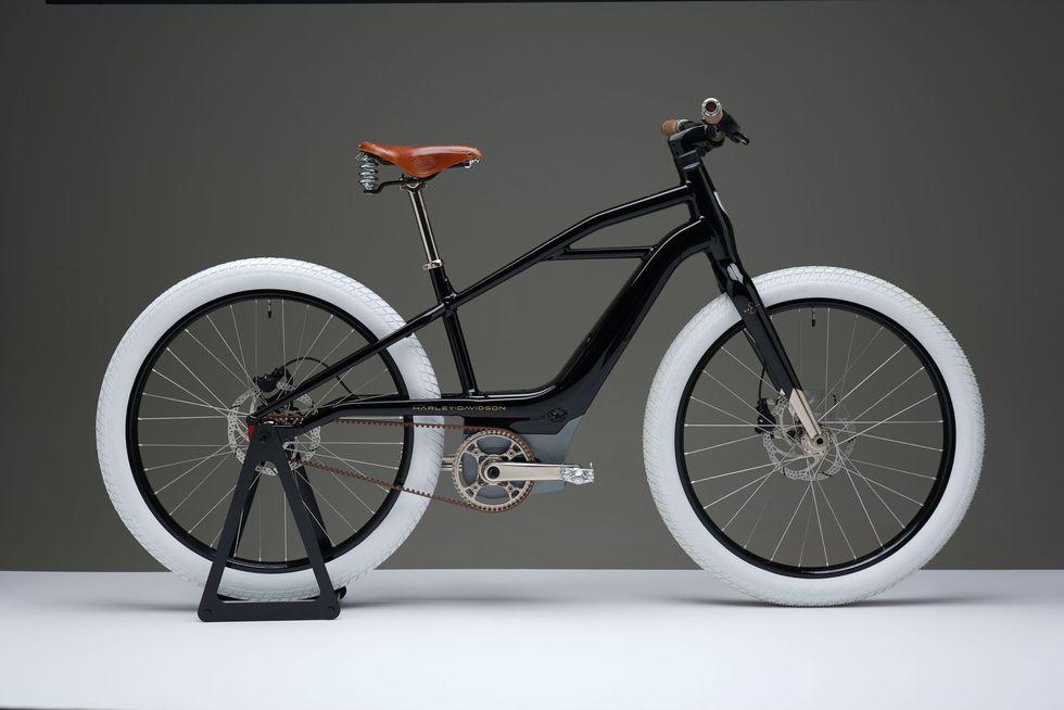 Harley-Davidson Unveils Serial 1 Cycling E-Bike Company