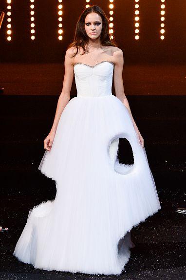 婚紗,高訂秀,白紗,特殊造型,Viktor & Rolf
