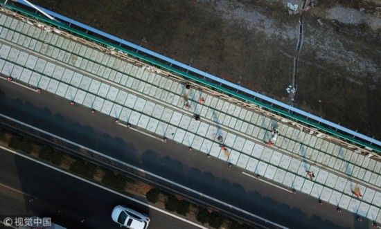 China Is Building a Solar Power Highway