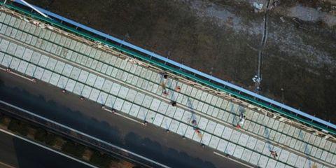 china solar highway