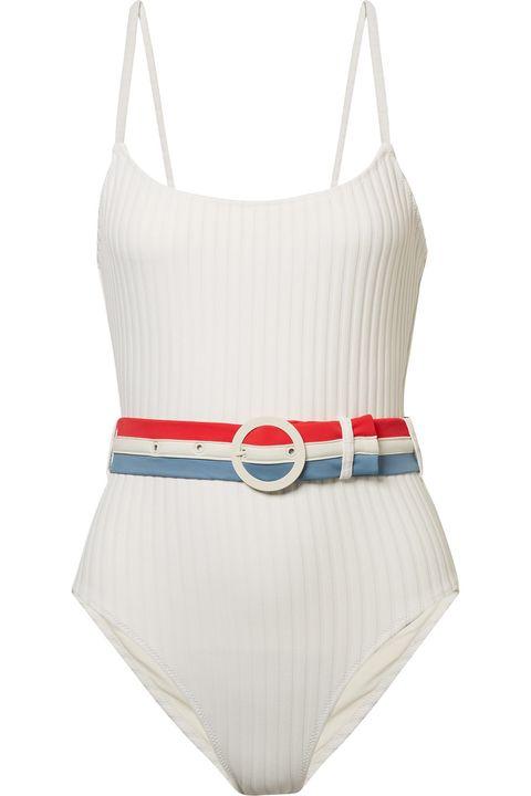 Clothing, White, Swimwear, Undergarment, Briefs, Bikini, Dress, Lingerie, Swimsuit bottom,