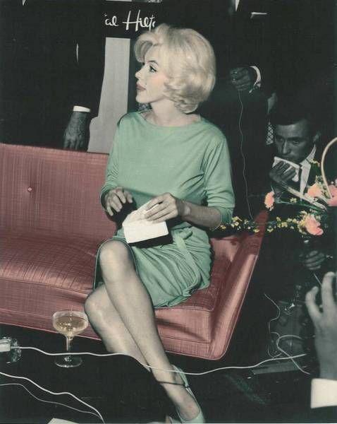 Marilyn Monroe la beauté vintage