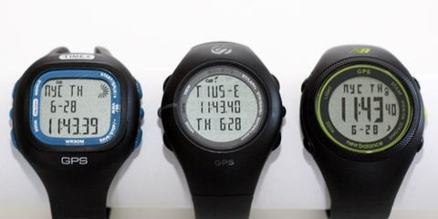 Media: Budget Battle: $99 GPS Watches