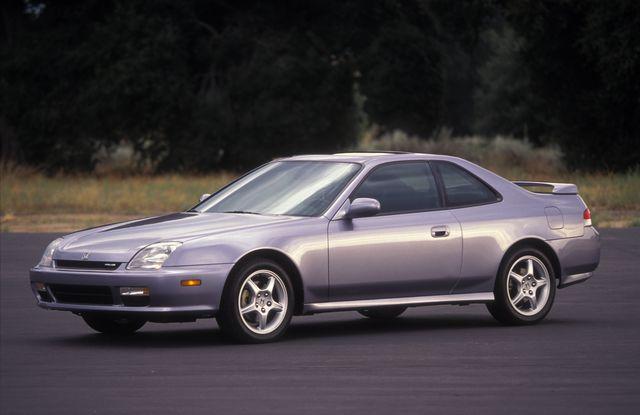 the 1999 honda prelude