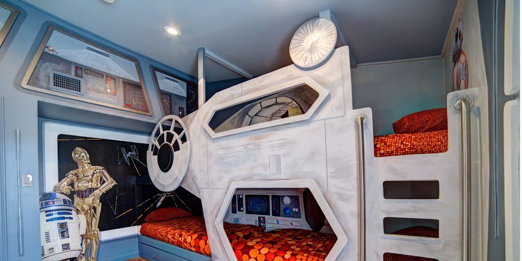 Stay At Star Wars Themed Rooms Near Disney Parks Thanks To Vrbo And Airbnb