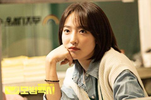 《模範計程車》劇情  2021韓劇 演員 表藝珍爆紅 公開減肥沙拉菜單 日常保養 模範計程車李娜恩
