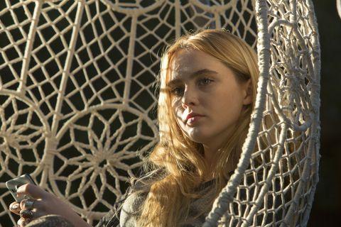 Kathryn Newton as Abigail in Big Little Lies