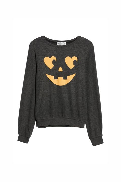 Clothing, Sleeve, T-shirt, Batman, Sweater, Jersey, Yellow, Top, Crop top, Long-sleeved t-shirt,