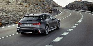 Audi RS Avant 2019