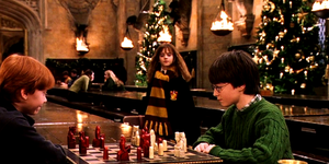 Harry Potter kerst
