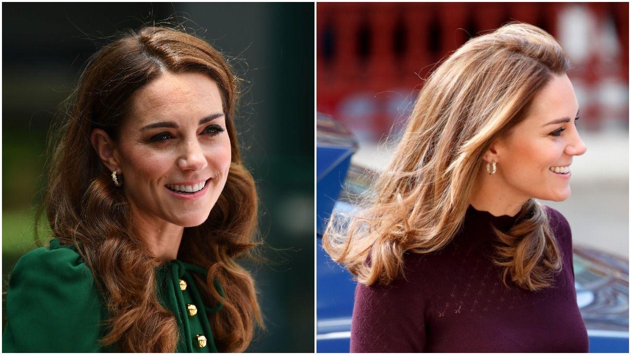 Kate Middleton Blonde Hair Pics 2019