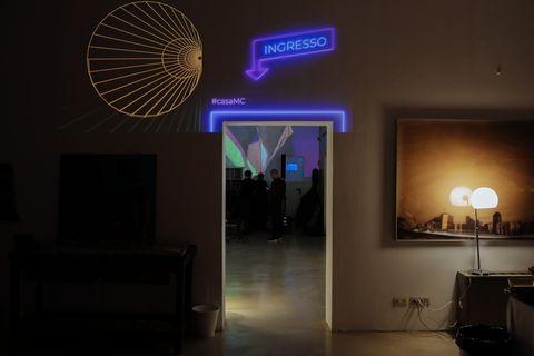 Light, Lighting, Room, Design, Interior design, Night, Architecture, Building, Space, Lighting accessory,