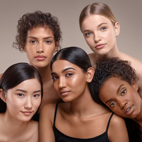 Hair, Face, People, Skin, Social group, Hairstyle, Eyebrow, Beauty, Head, Chin,