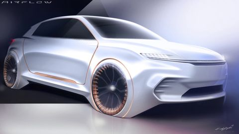 2020 Airflow Vision concept