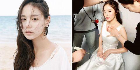 閔孝琳, BIGBANG太陽,身材,洋蔥,保養,太陽老婆