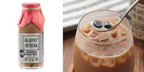 【ELLE怪奇物語】日本珍珠奶茶利口酒