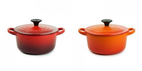Lid, Orange, Stock pot, Cookware and bakeware, Ceramic, Dutch oven, Crock, earthenware, Tableware, Sugar bowl,