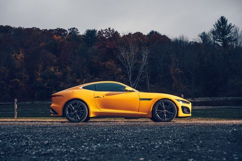 road  track's 2021 performance car of the year tests