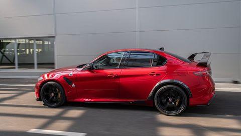 2020 Alfa Romeo GTA
