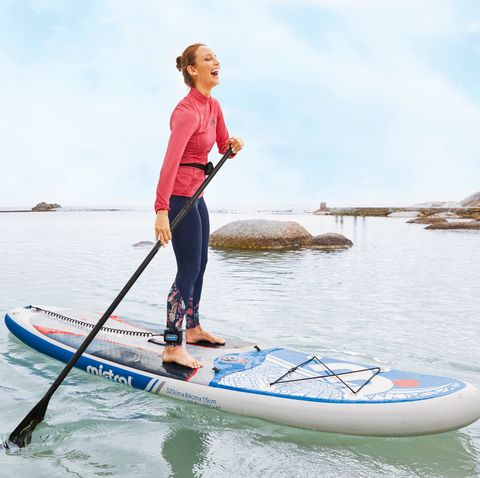 Lidl Y Mistral Lanzan Tablas Paddle Surf