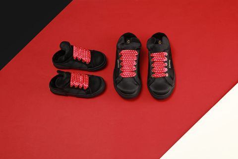 Footwear, Red, Shoe, Slipper, Sneakers, Athletic shoe,