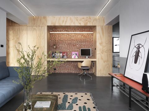 Weng's House, 2Books Design – Taiwan, Taipei