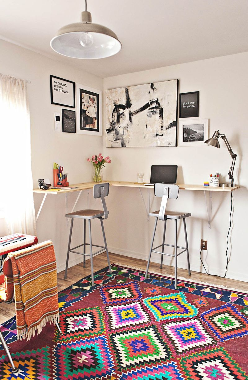 Office desk organization ideas Furniture Standing Desk Good Housekeeping 15 Easy Desk Organization Ideas How To Organize Your Home Office