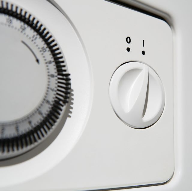 a white boiler