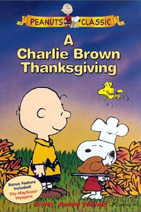 thanksgiving movies for kids a charlie brown thanksgiving
