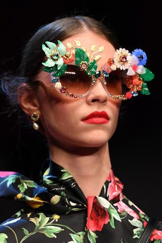 Eyewear, Sunglasses, Lip, Glasses, Headpiece, Headgear, Vision care, Plant, Fashion accessory,
