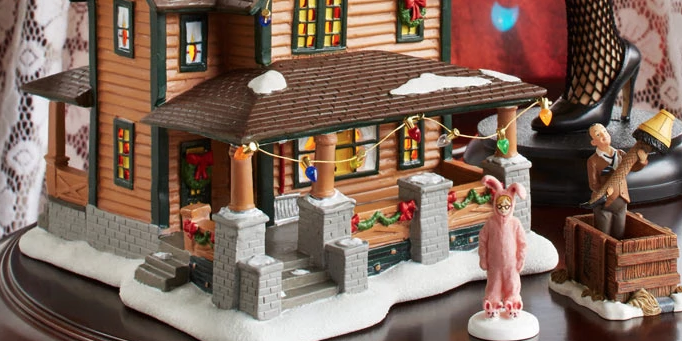 A Christmas Story Ceramic Christmas Village - Where to Buy ...