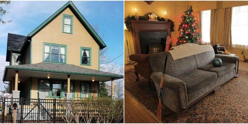 a christmas story house cleveland ohio where is the christmas story house