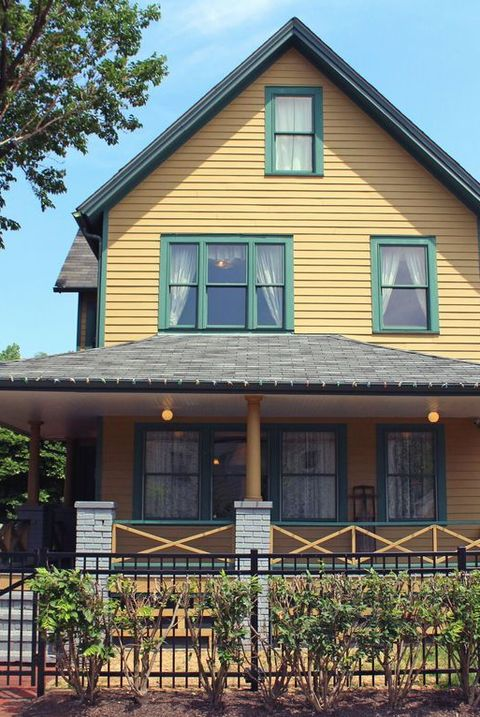 The 'Christmas Story' House Details