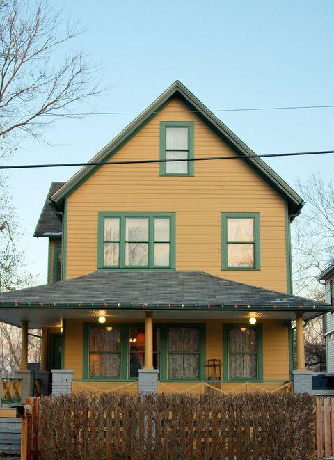 a christmas story house ralphies bedroom - Christmas Story House