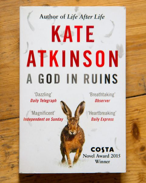 a god in ruins by kate atkinson paperback front cover