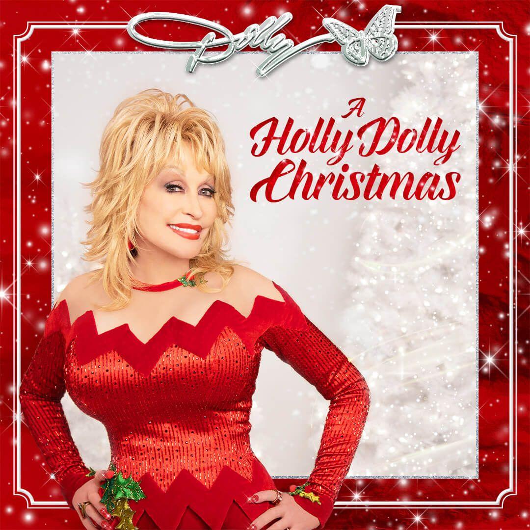 2020 Christmas Album Announced Dolly Parton Announces New Holiday Album   A Holly Dolly Christmas
