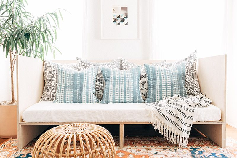 housebeautiful.com - Sienna Fantozzi - 10 Best DIY Furniture Projects in 2018 - How To DIY Furniture