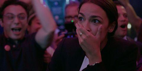 A La Conquista Del Congreso Netflix Documental