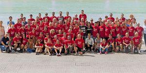 Grupos de entrenamiento del Maratón de Valencia