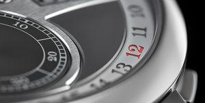 A. Lange & Sohne Zeitwerk Date Watch