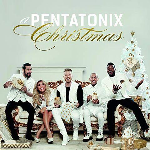 Best Christmas Albums A Pentatonix Christmas