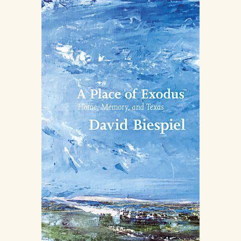 a place of exodus, david biespiel
