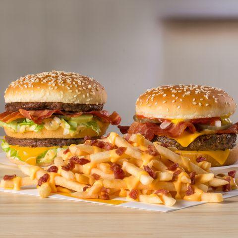Food, Hamburger, Dish, Cuisine, Veggie burger, Ingredient, Cheeseburger, Breakfast sandwich, Junk food, Slider,