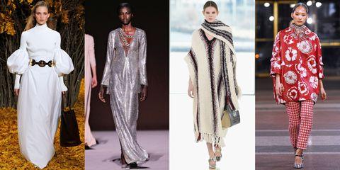 Clothing, Fashion model, White, Fashion, Outerwear, Fashion design, Formal wear, Dress, Footwear, Fur,