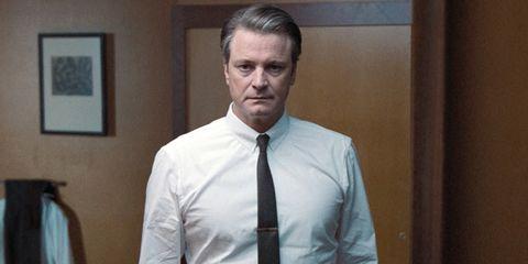 Dress shirt, White-collar worker, Tie, Shirt, Businessperson, Official,