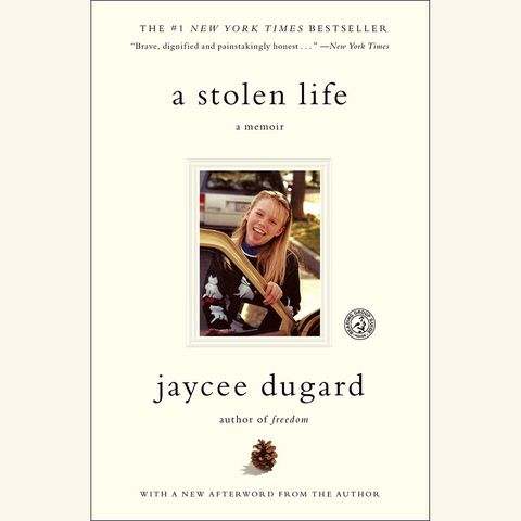 a stolen life, jaycee dugard