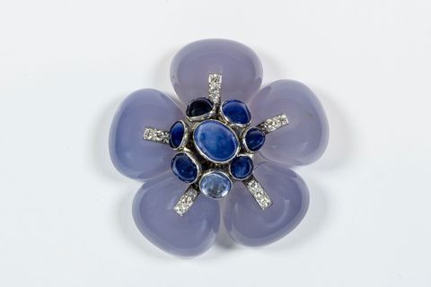 Cobalt blue, Blue, Fashion accessory, Jewellery, Body jewelry, Gemstone, Electric blue, Sapphire, Crystal, Petal,